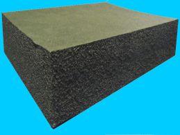 decoupe de mousse caoutchouc et mousse la d coupe flandre elastom res. Black Bedroom Furniture Sets. Home Design Ideas